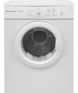 Russell Hobbs RH7VTD500 Vented Tumble Dryer - Ins/Del/Rec.