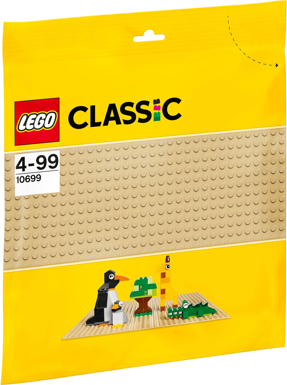 LEGO? - Sand Baseplate - 10699