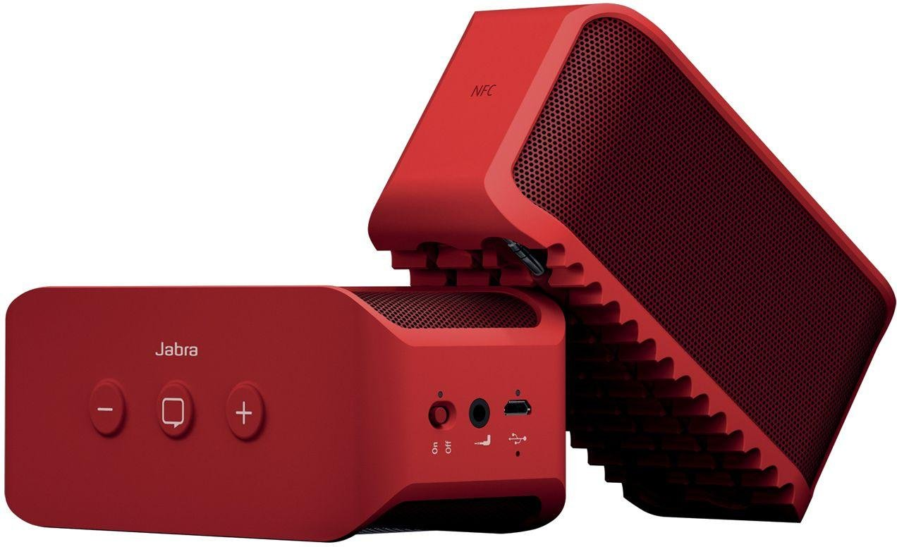 Jabra Jabra - Solemate Mini Wireless Speaker - Red
