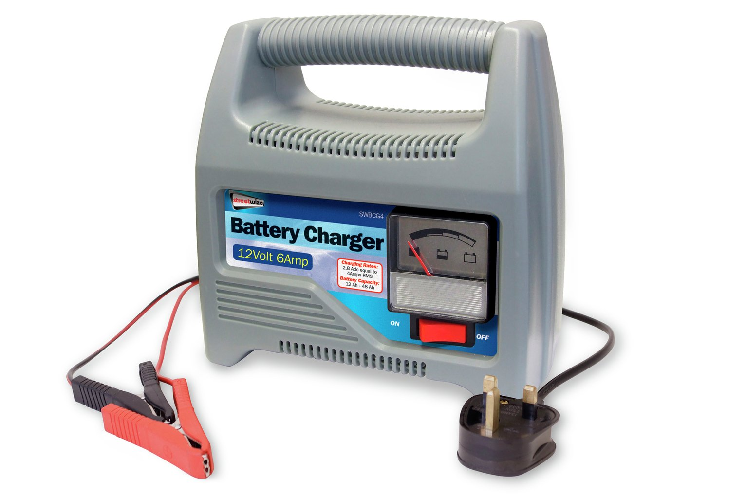 Streetwize 12V Automatic Battery Charger. review