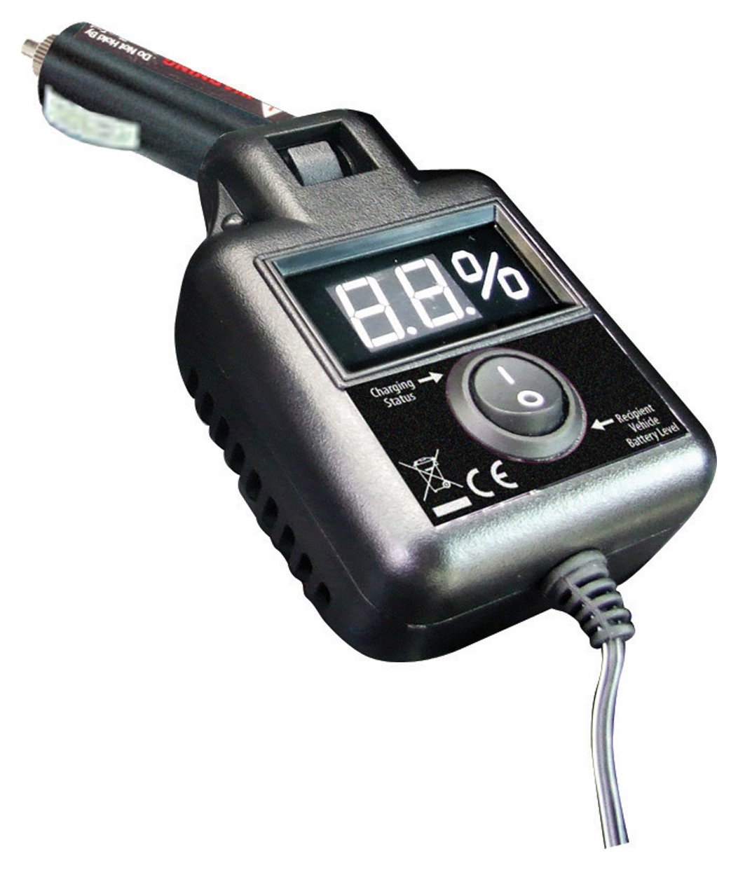 Streetwize Charge and Go Car to Car Starter