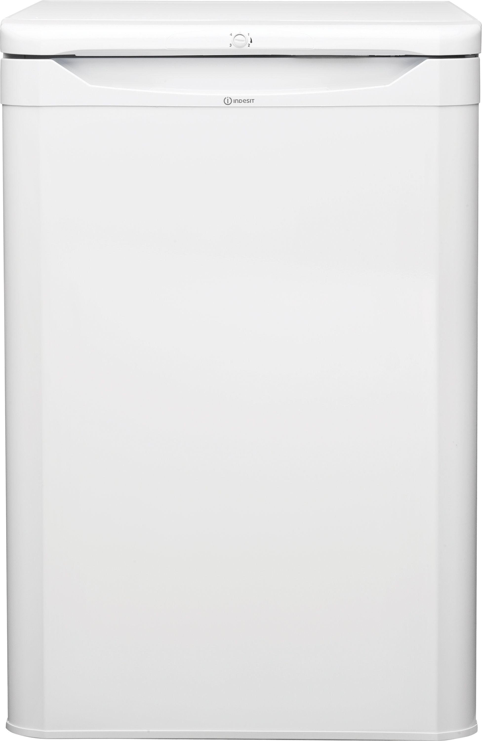 Indesit - TZAA 10 1 - Freestanding - Freezer - White + Installation