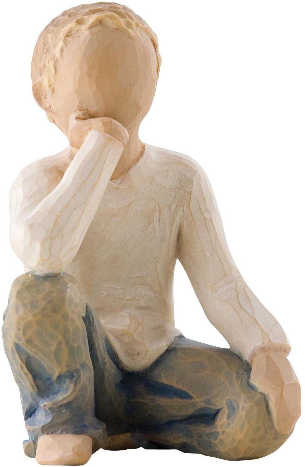 Willow Tree - Inquisitive Child - Figurine lowest price