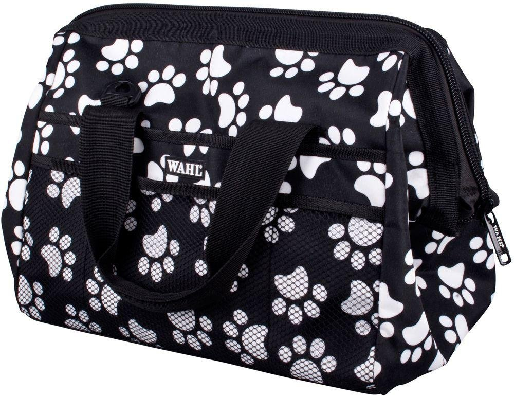 Wahl Paw Print Holdall and Grooming Apron.