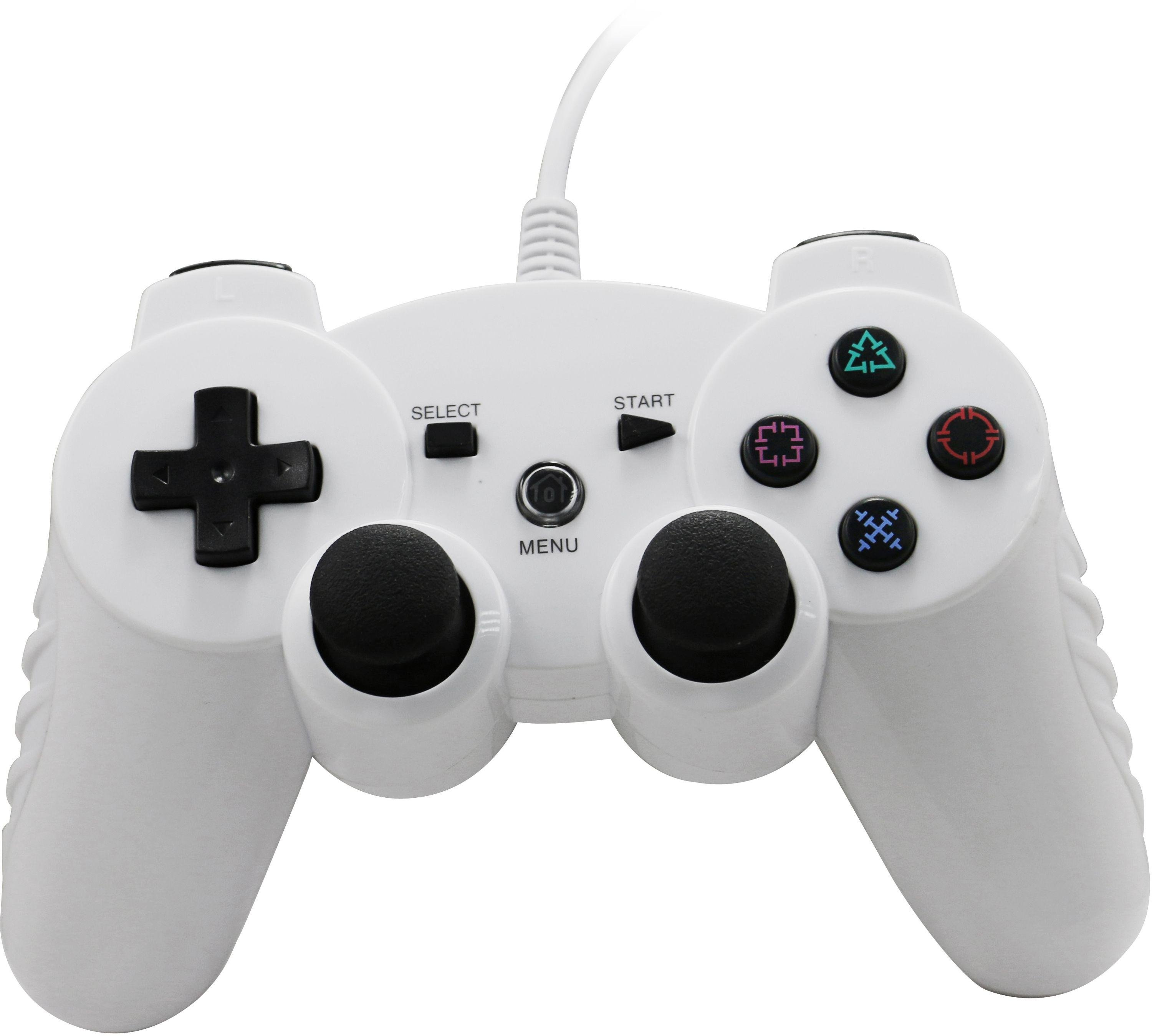 'Ps3 - Wired Controller - White
