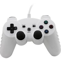 PS3 - Wired Controller - White