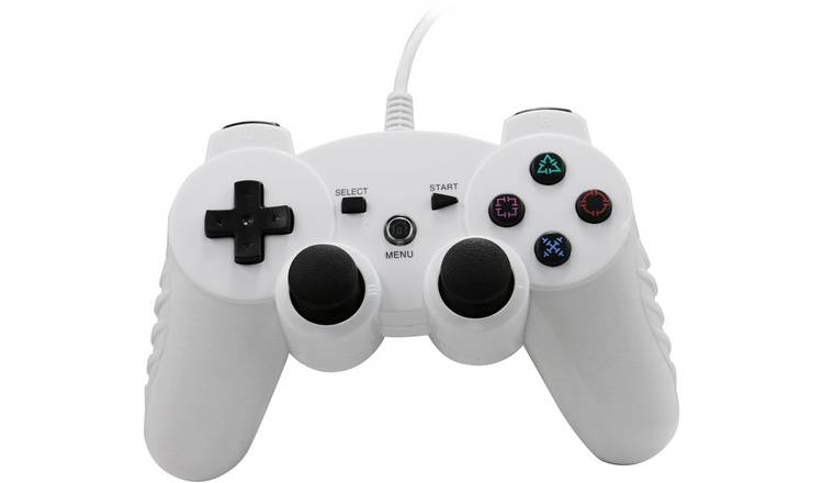 Wired Controller for PS3 - White