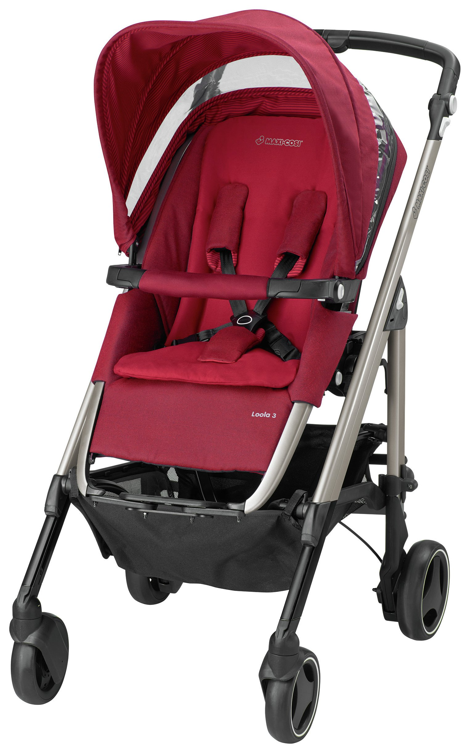 Maxi-Cosi Loola 3 Pushchair - Robin Red