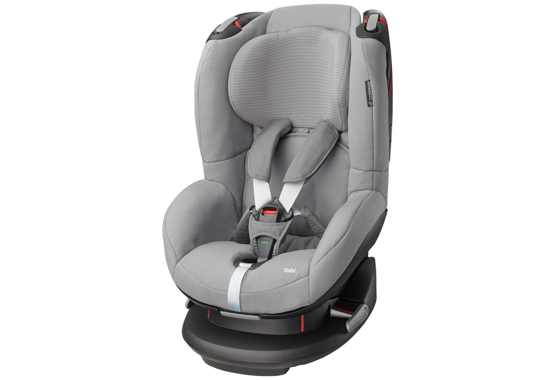 Maxi-Cosi Tobi Group 1 Car Seat - Concrete Grey