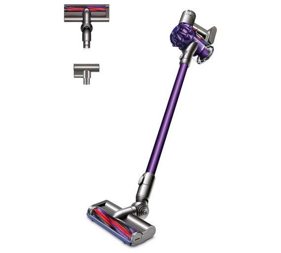 buy dyson v6 animal cordless handstick vacuum cleaner at. Black Bedroom Furniture Sets. Home Design Ideas