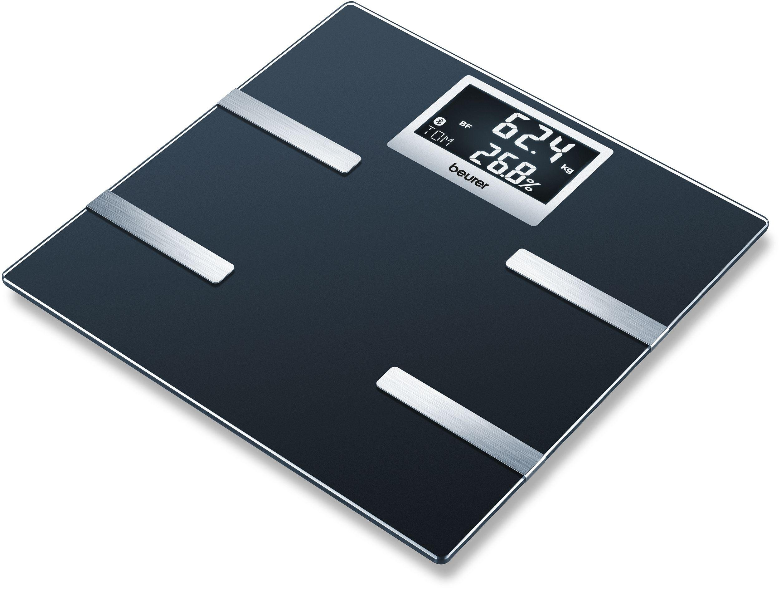 Image of Beurer - BF700 Bluetooth Diagnostic Scale with Health Manager