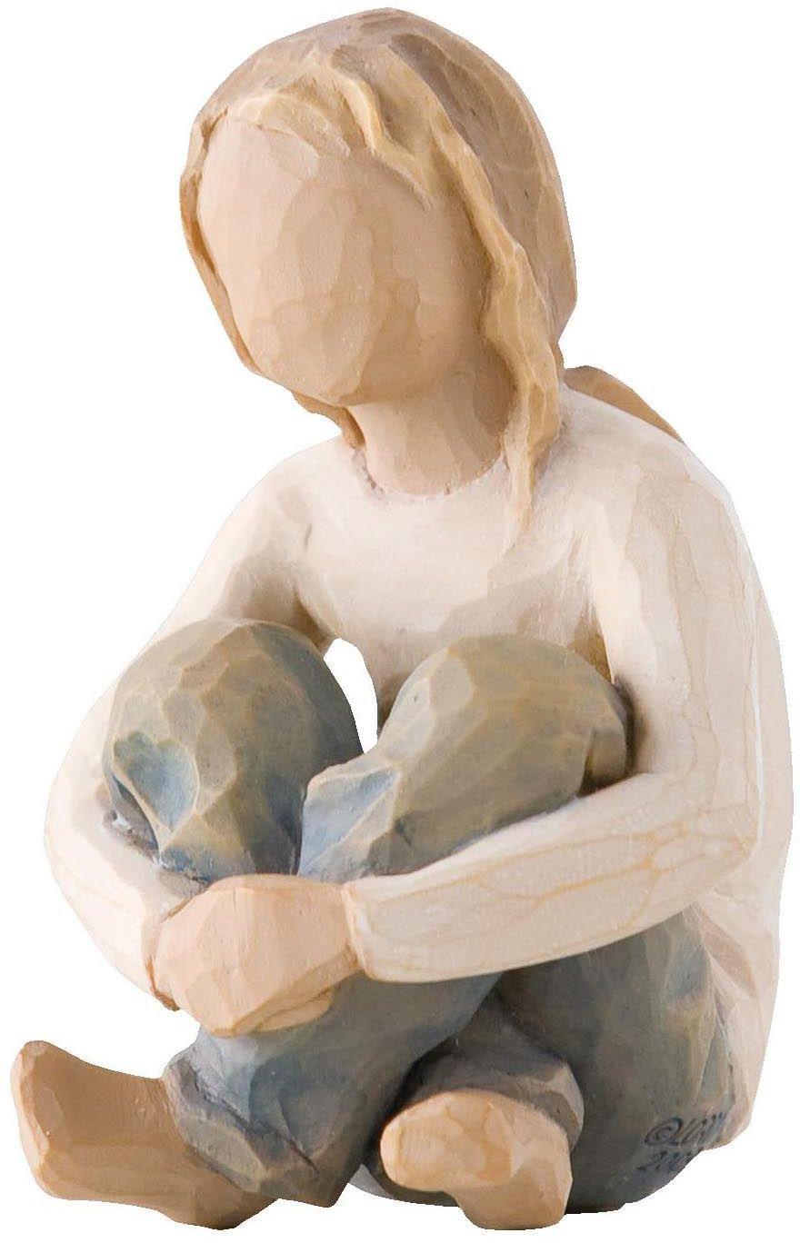 Willow Tree Spirited Child Figurine.
