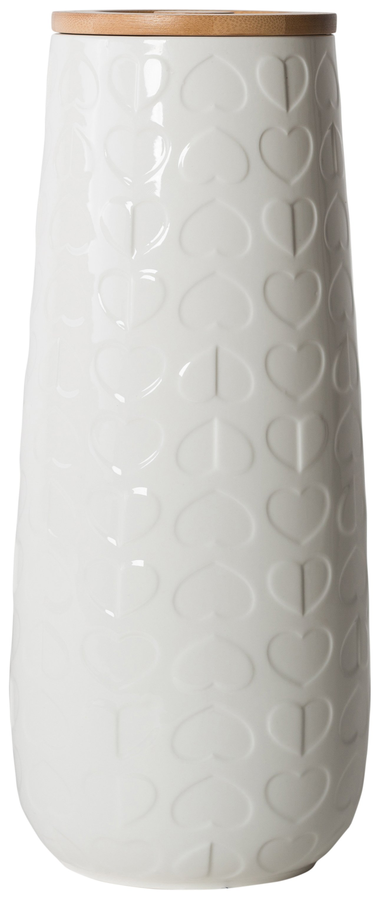 Image of Beau and Elliot Confetti - White Pasta Jar