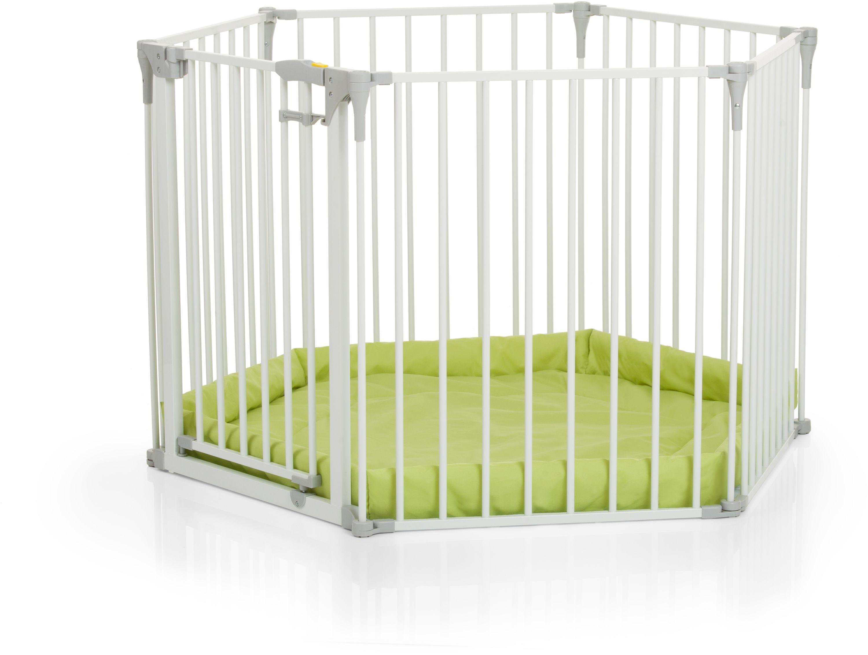 Image of Hauck - Baby Park Safety Gate Playpen