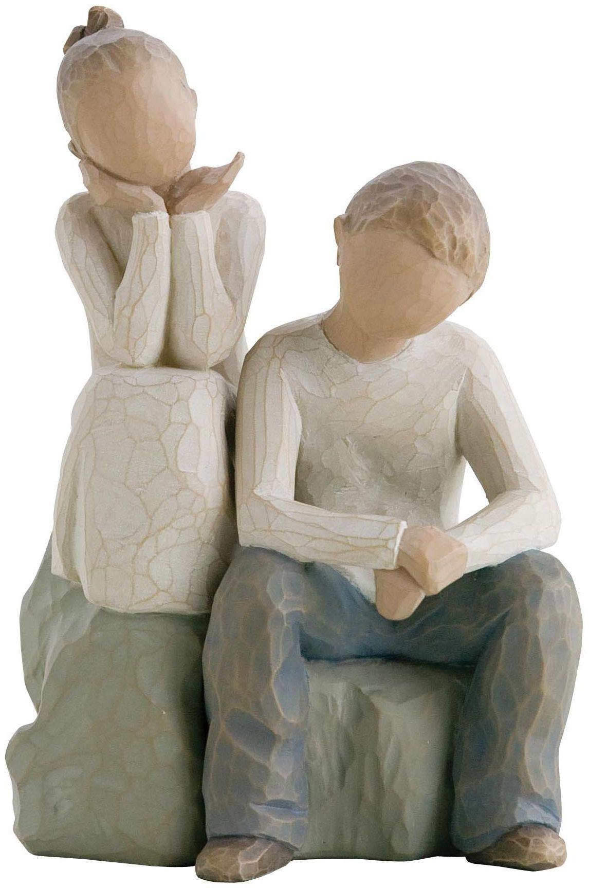 Willow Tree - Brother - and Sister - Figurine lowest price