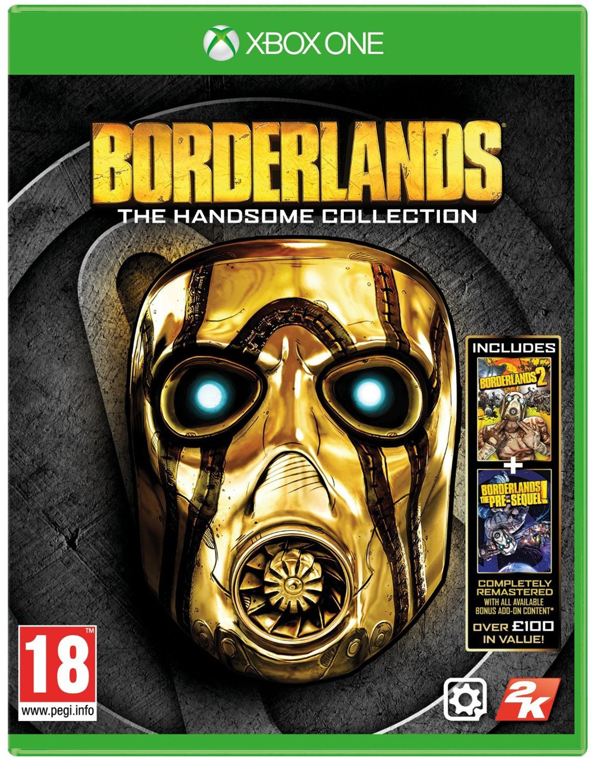 Image of Borderlands: The Handsome Collection Xbox One Game