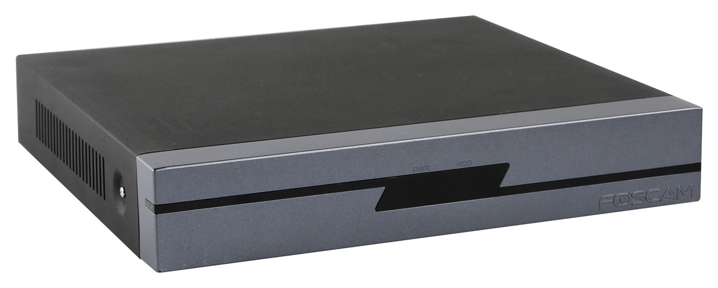 Image of Foscam - FN3104H NVR ? Record 4 CCTV Security IP Cameras