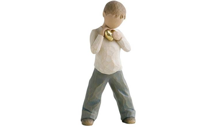 Willow Tree Heart of Gold Figurine.