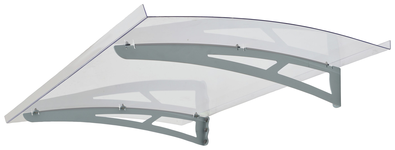 palram lucida door canopy - Canopy