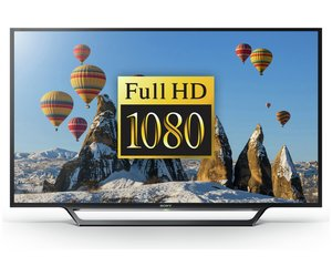 Sony 40 Inch KDL40WD653BU FHD Smart LED TV.