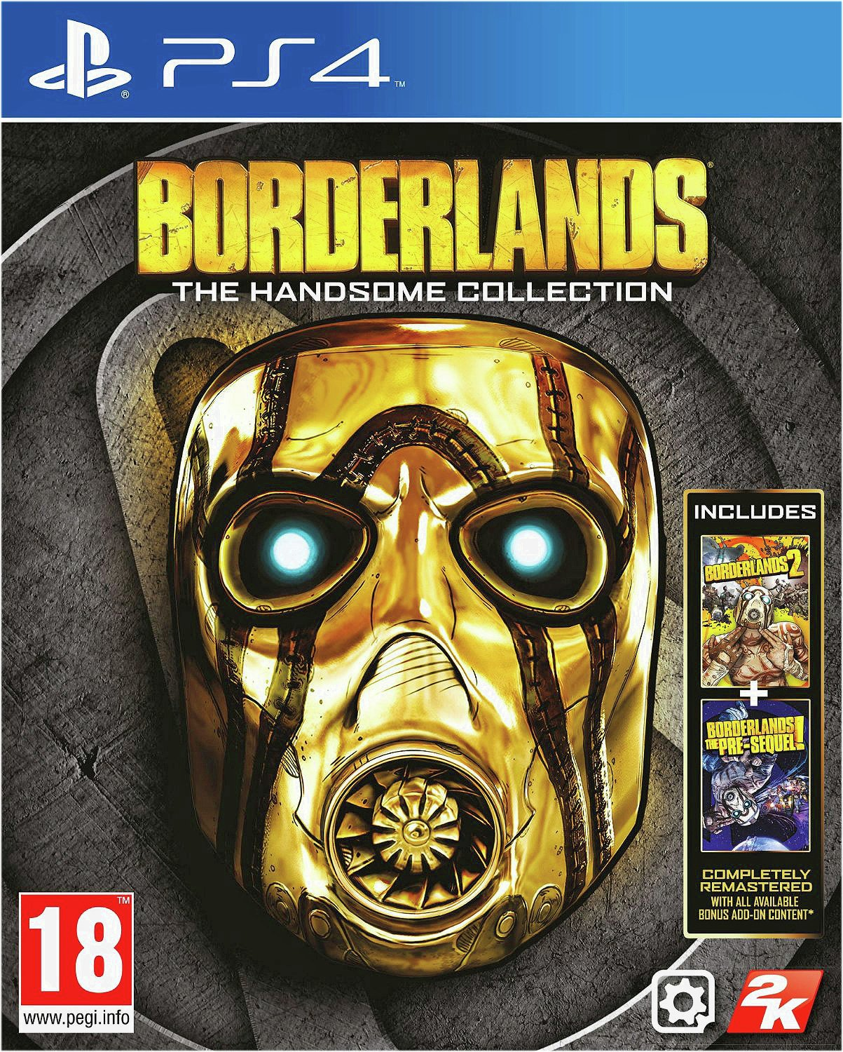 Image of BOrderlands - The Handsome Collection - PS4 Game.