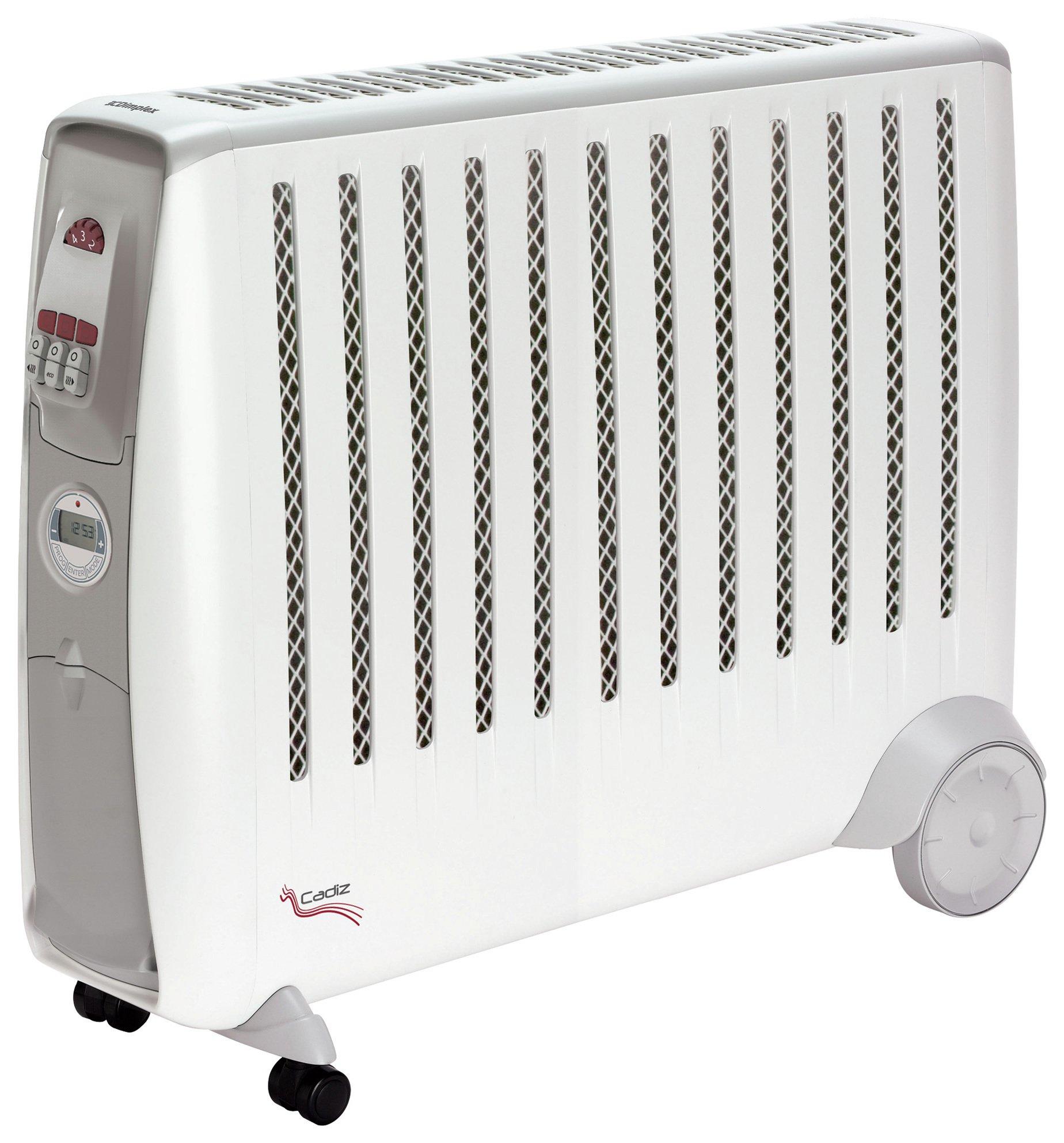 Image of Dimplex - Cadiz Eco CDE3Tie 3kW Oil Free Radiator