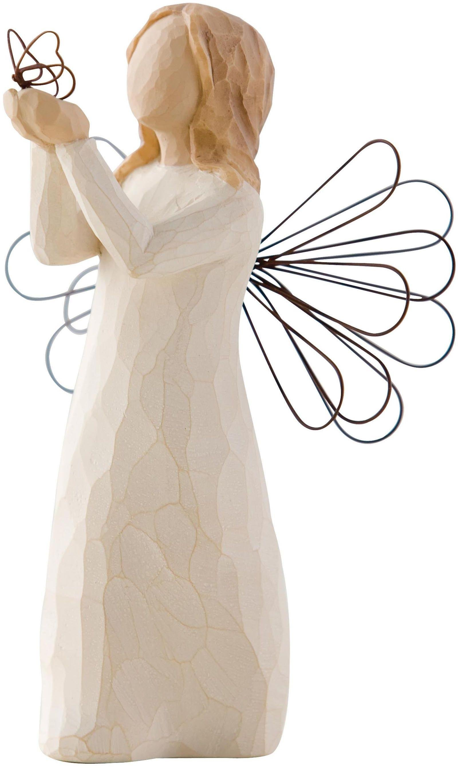 Willow Tree Angel of Freedom Figurine.