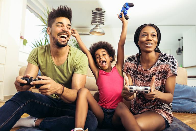Gaming for kids. Find age appropriate games and consoles for smaller gamers.