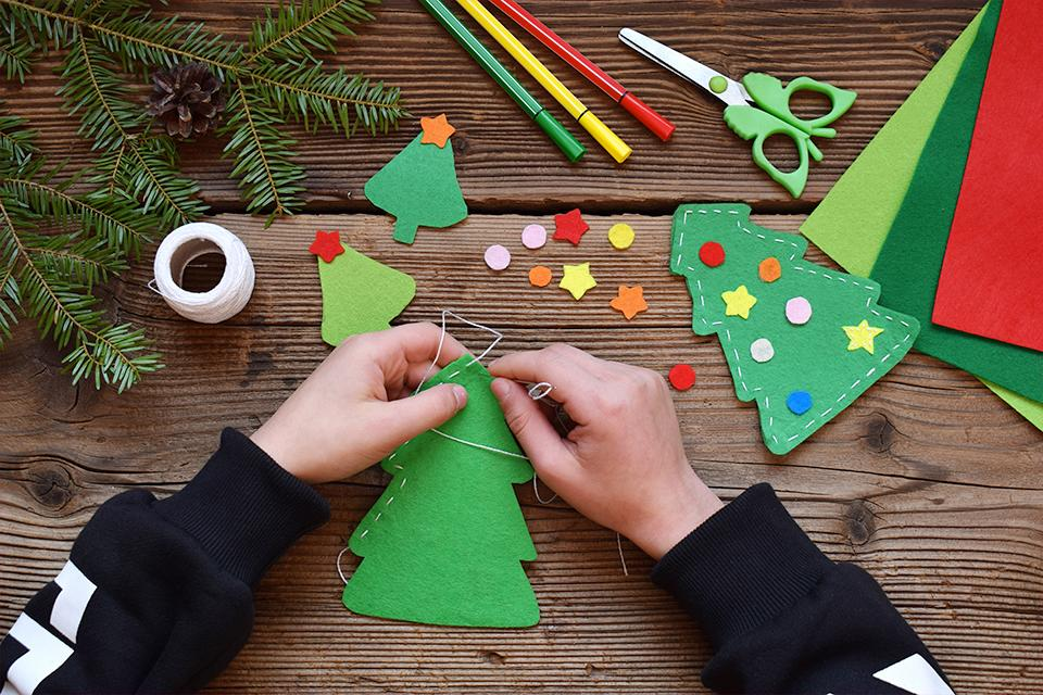 Christmas craft ideas for kids.