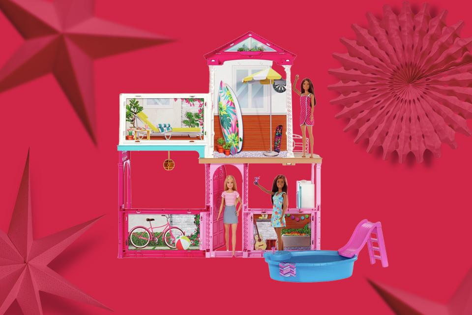 Barbie Estate Dolls House.