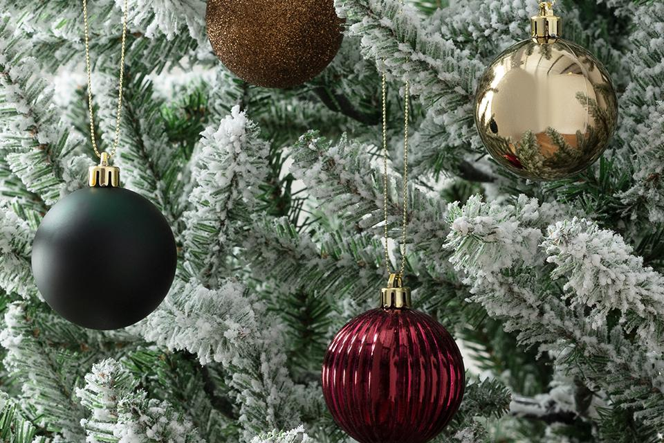 How many baubles do you need for your tree?