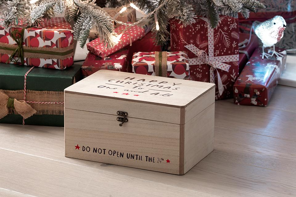 Christmas Eve box ideas.