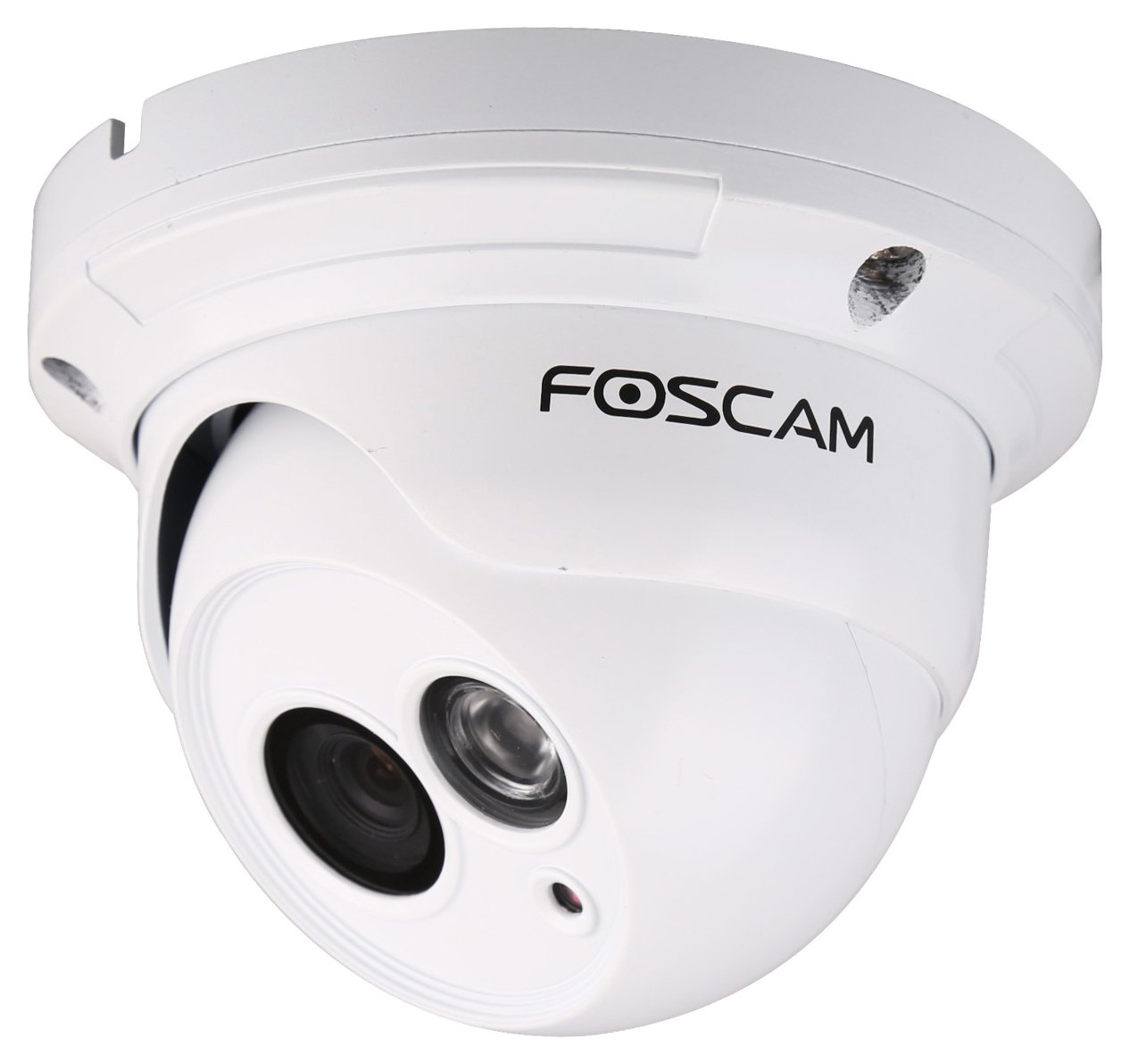 Image of Foscam - FI9853EP 720P HD PoE Wired IP Security CCTV Camera