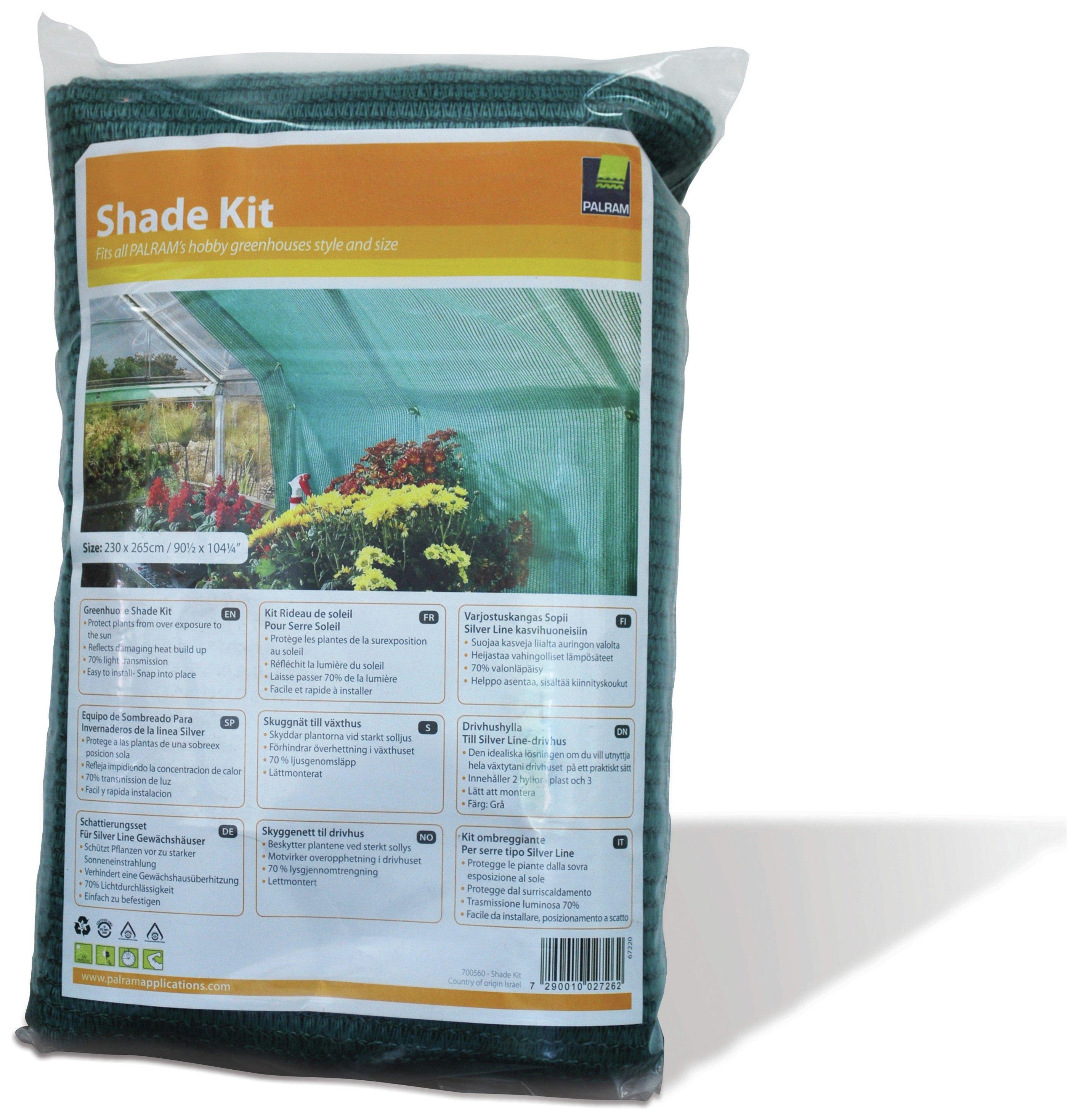 Palram Greenhouse Accessories Shade Kit.