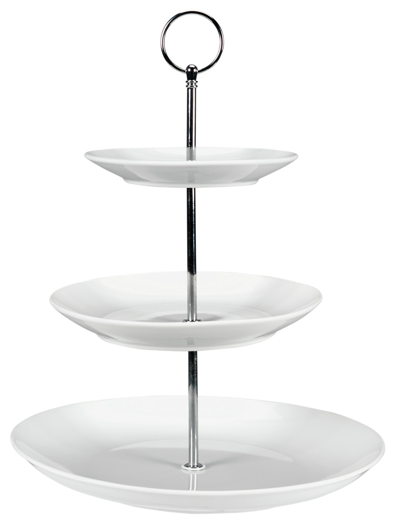 Heart of House - 3 Tier Porcelain Cake Stand