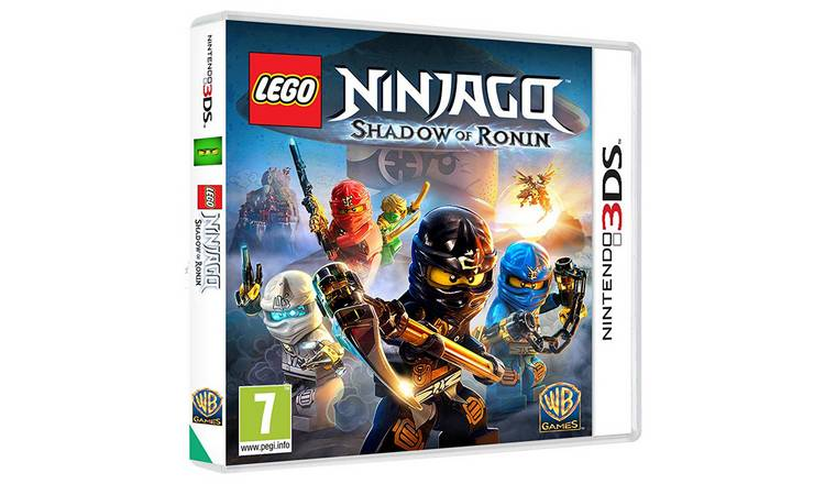 buy lego ninjago: shadow of ronin 3ds game | nintendo 2ds, 2ds