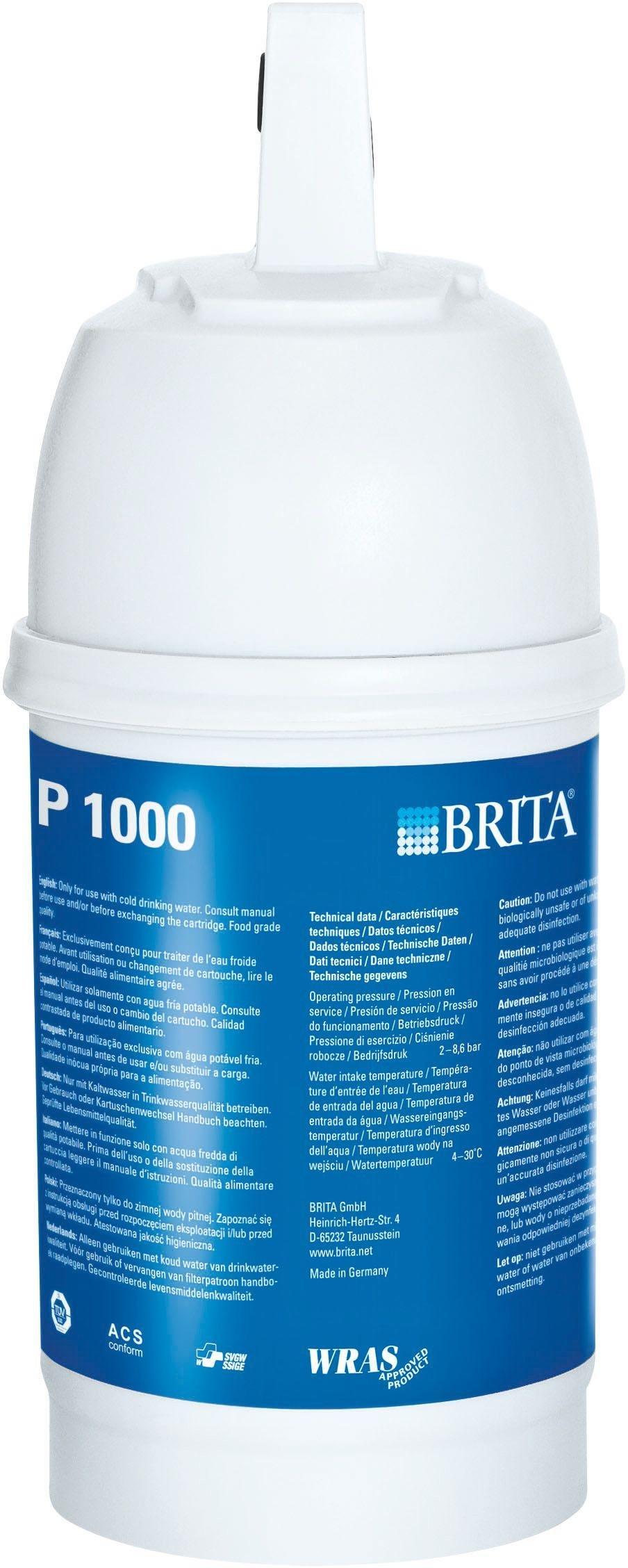 Buy Brita P1000 Tap Cartridge At Argos Co Uk Your Online