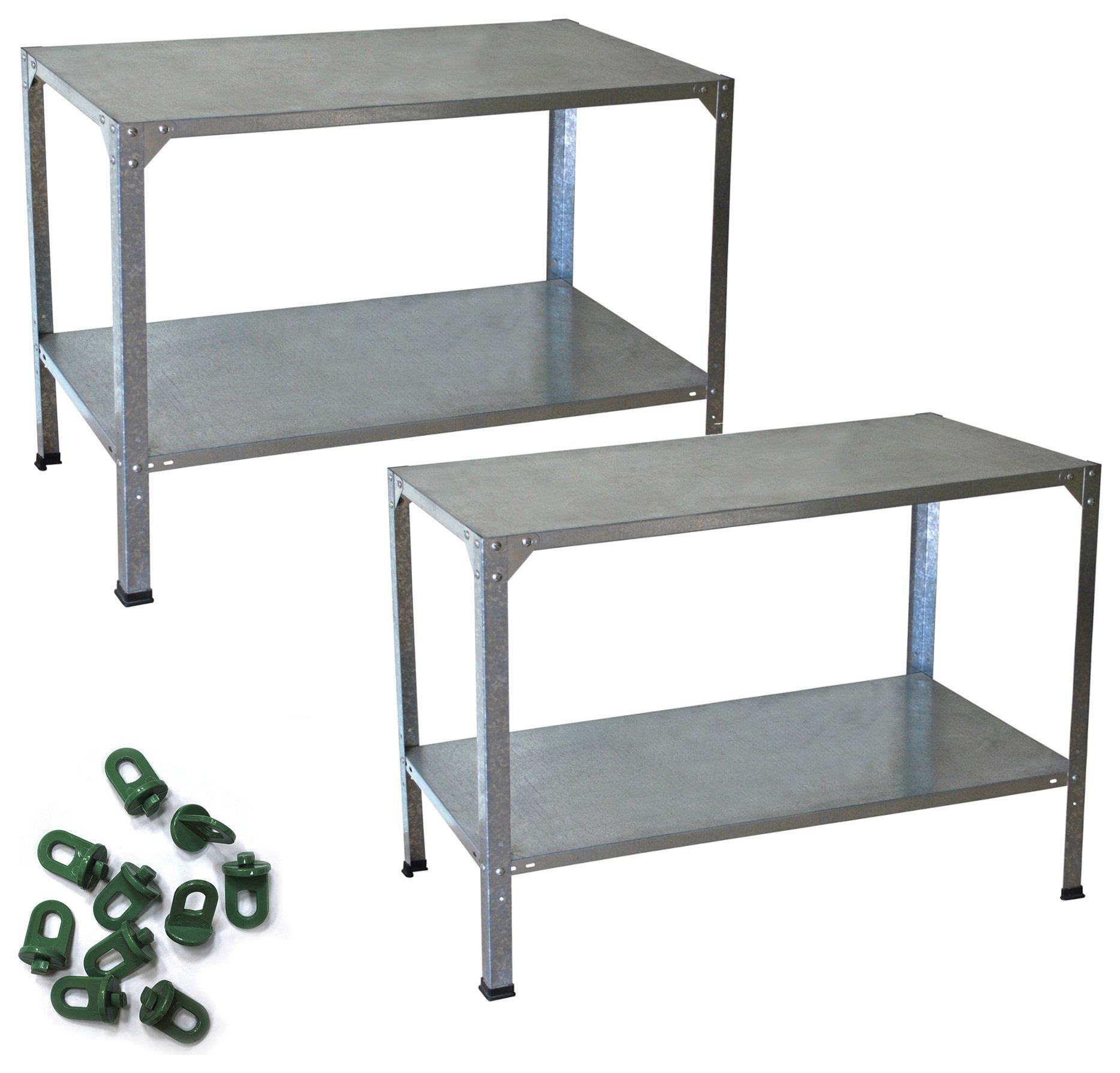 Image of Palram Greenhouse Accessories Work Bench+.