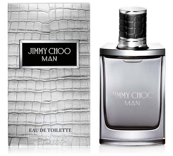 Fragrance Of The Week: Jimmy Choo Man Intense