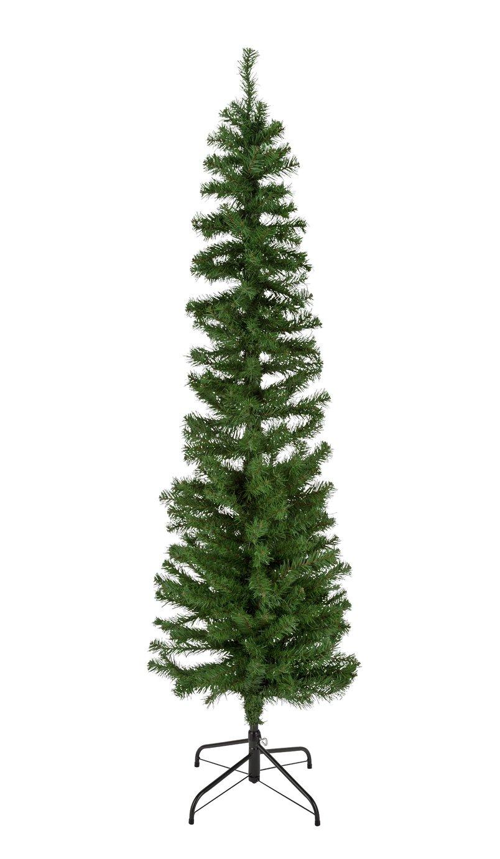 Green Pencil Christmas Tree - 6ft