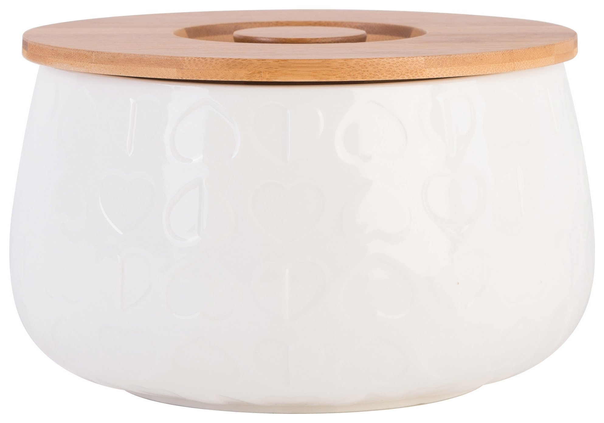 Image of Beau and Elliot Confetti - White Biscuit Jar
