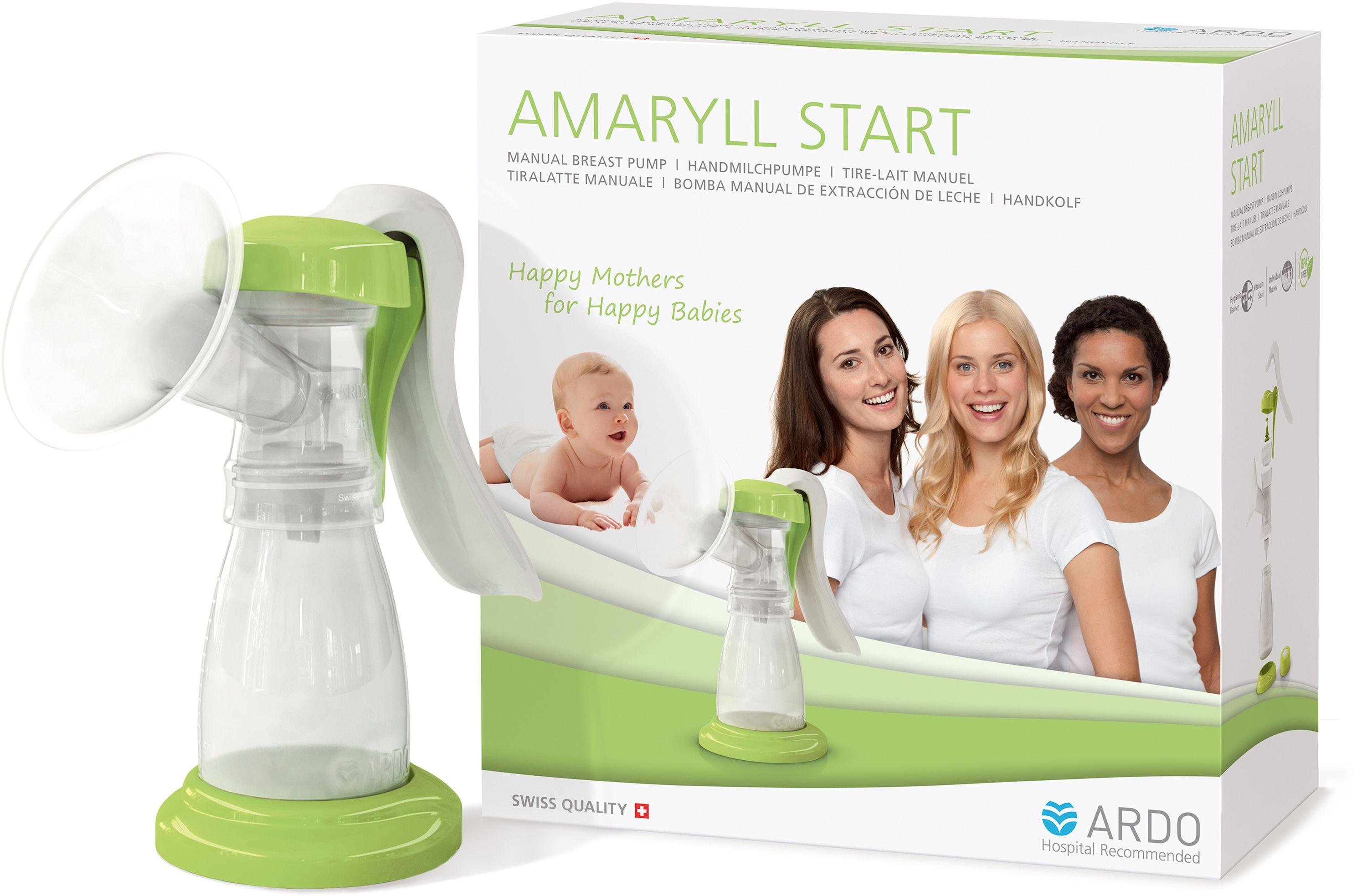 Image of Ardo Amaryll Start - Manual Breast Pump