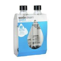 SodaStream - 2 x 1 Litre Carbonating Bottles