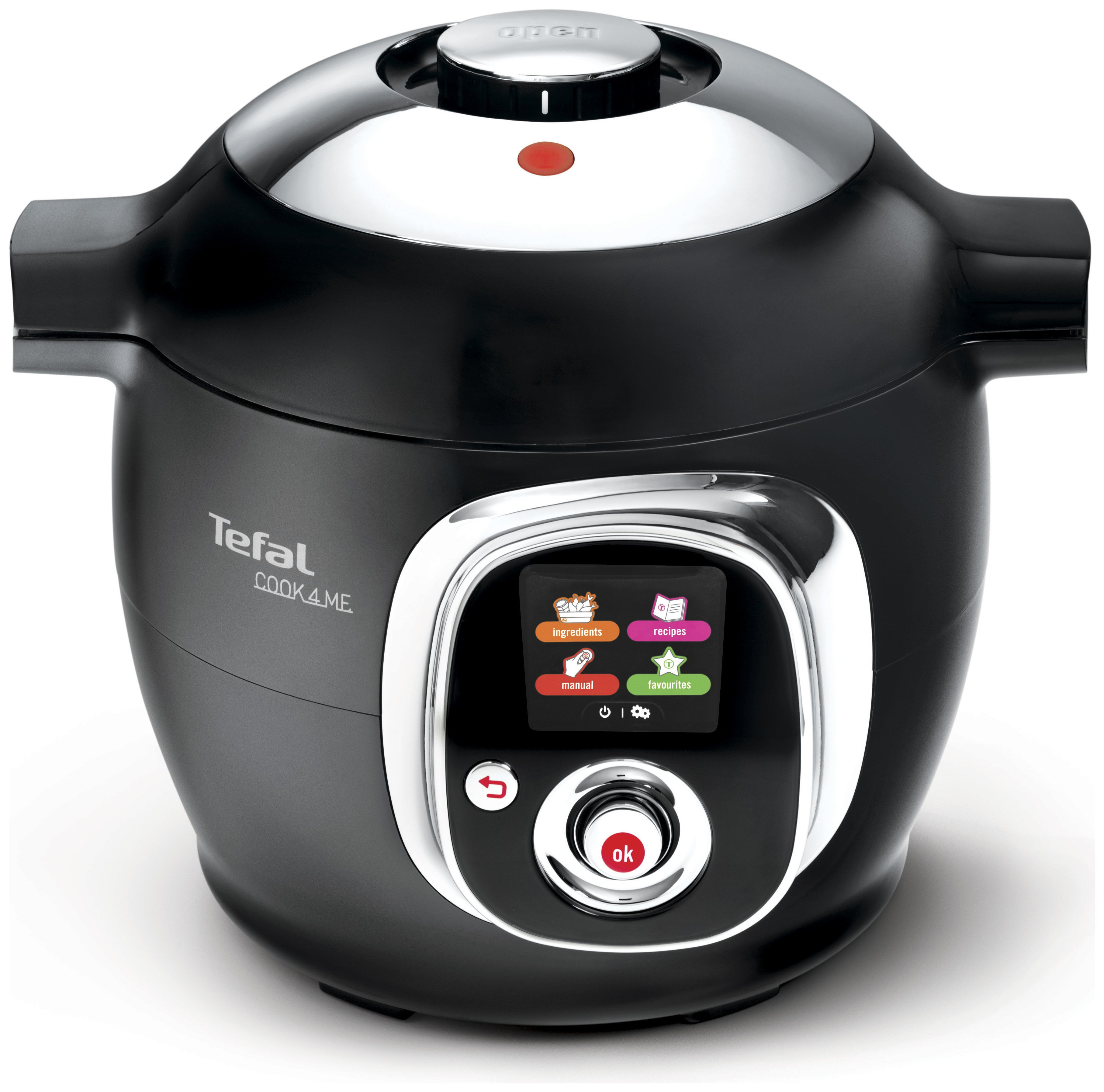 Tefal - CY701840 Cook4Me Intelligent Multi Cooker