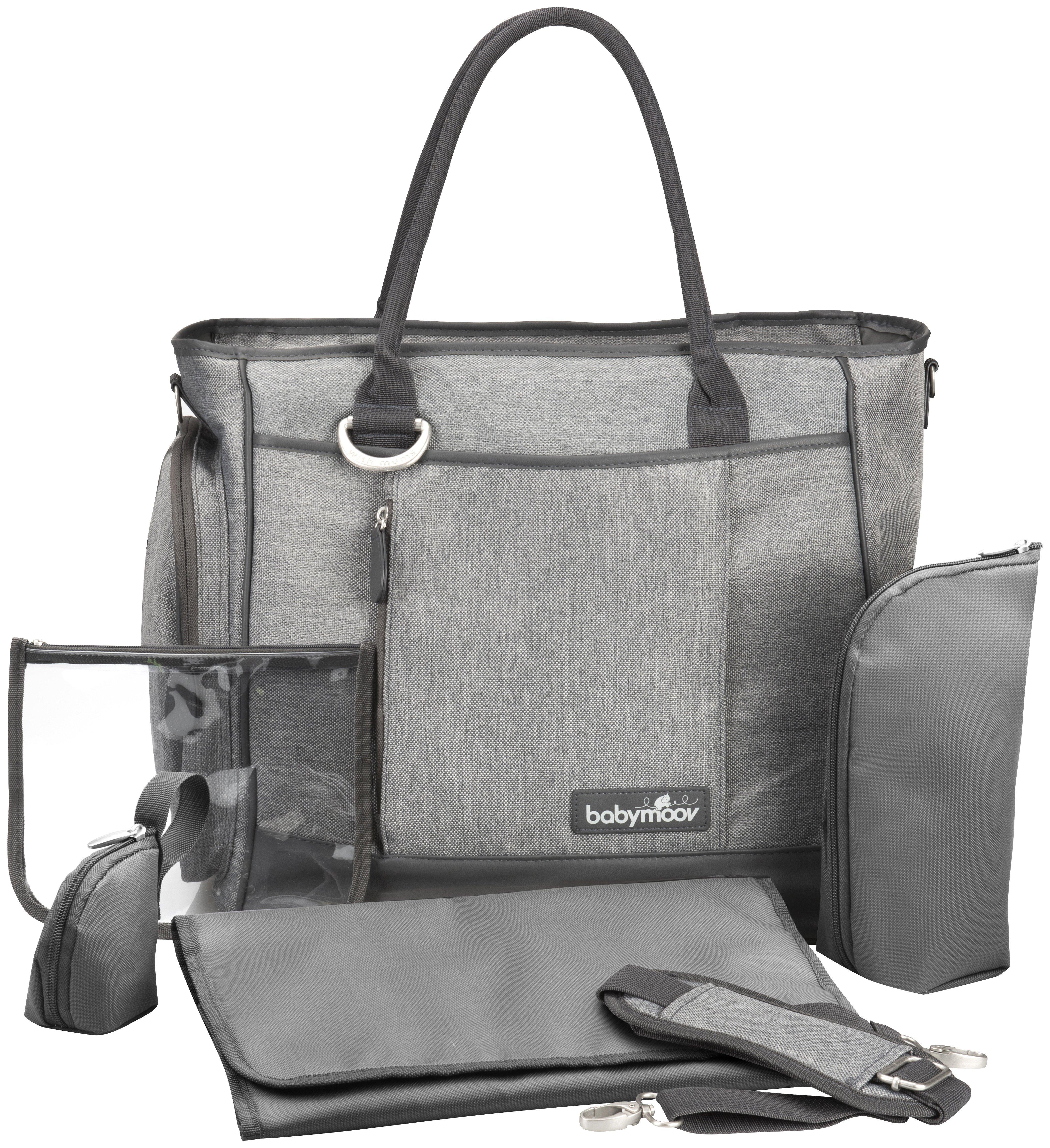 Babymoov Essential Changing Bag - Smokey Grey