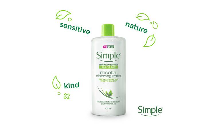 Simple Micellar Water - 400ml