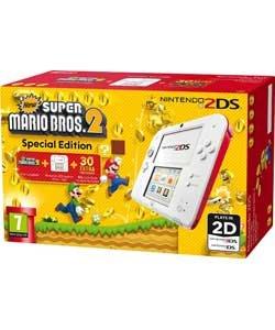 Nintendo 2DS consoles