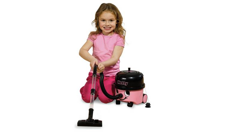 Little Hetty Children's Toy Vacuum Cleaner