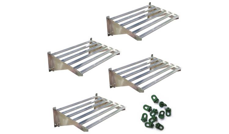 Buy Palram Greenhouse Accessories Pro Staging Pack | Greenhouse accessories  | Argos