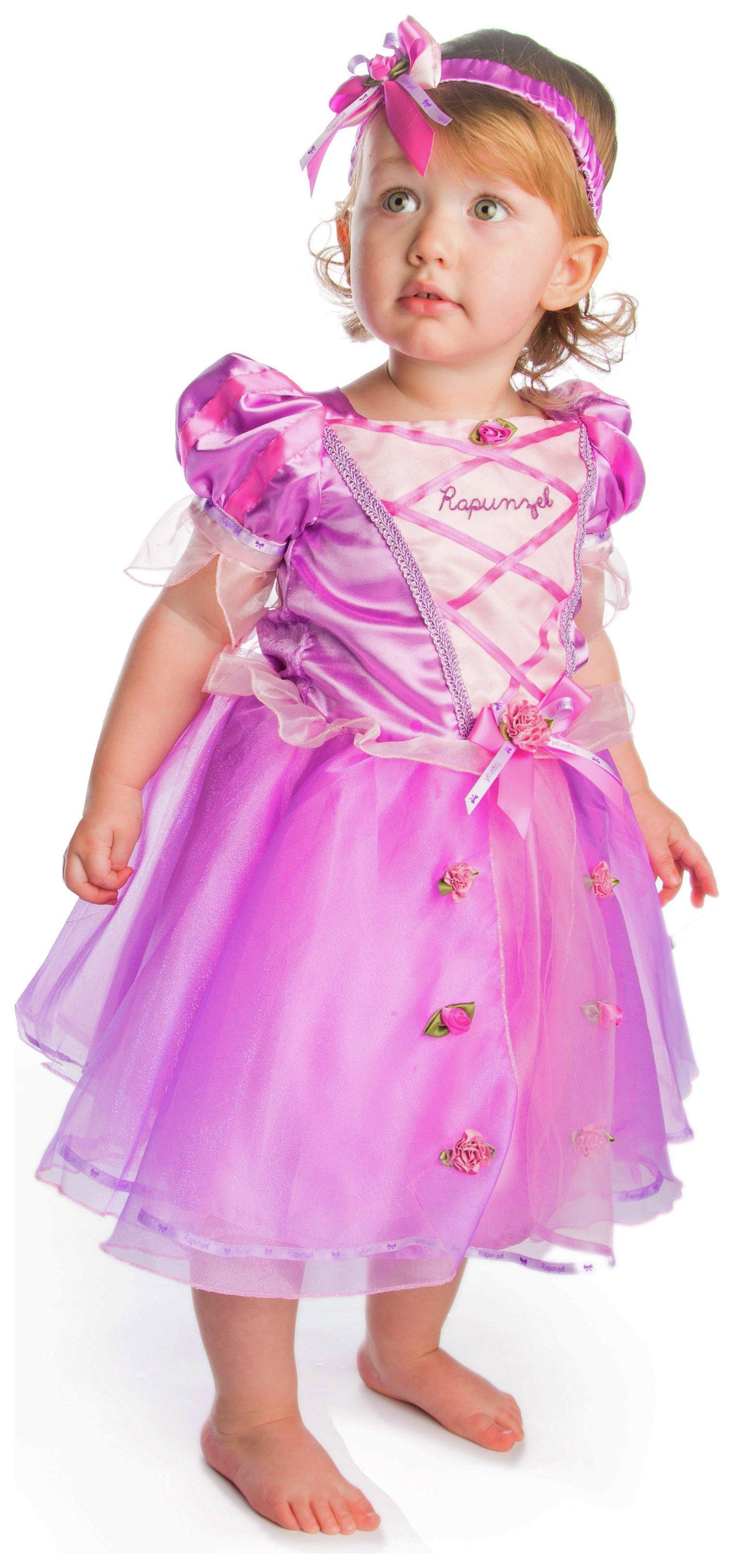 Image of Disney Princess Rapunzel - 3 to 6 months.